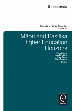 Jacket image for Maori and Pasifika Higher Education Horizons