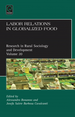 Jacket image for Labor Relations in Globalized Food
