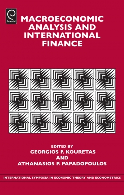 Jacket image for Macroeconomic Analysis and International Finance