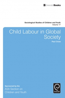 Jacket image for Child Labour in Global Society