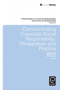 Jacket image for Communicating Corporate Social Responsibility