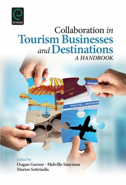 Jacket image for Collaboration in Tourism Businesses and Destinations
