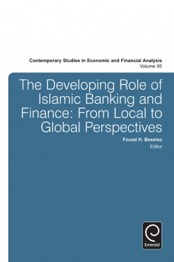 Jacket image for The Developing Role of Islamic Banking and Finance