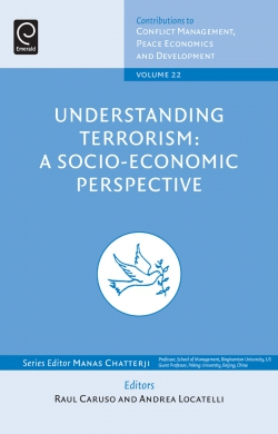 Jacket image for Understanding Terrorism