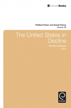 Jacket image for The United States in Decline