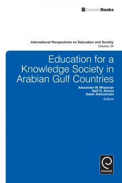 Jacket image for Education for a Knowledge Society in Arabian Gulf Countries
