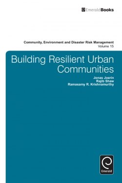 Jacket image for Building Resilient Urban Communities