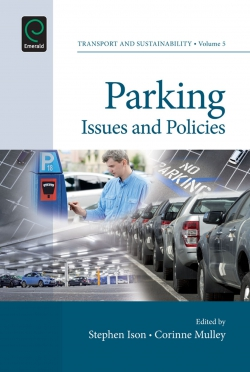 Jacket image for Parking
