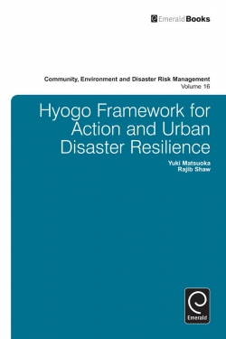 Jacket image for Hyogo Framework for Action and Urban Disaster Resilience