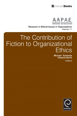 Jacket image for The Contribution of Fiction to Organizational Ethics