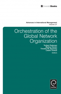 Jacket image for Orchestration of the Global Network Organization