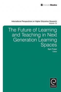 Jacket image for The Future of Learning and Teaching in Next Generation Learning Spaces