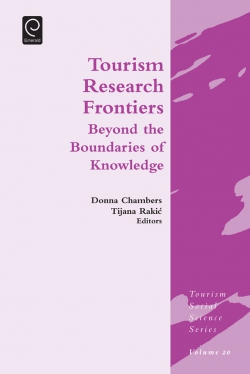 Jacket image for Tourism Research Frontiers