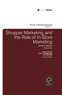 Jacket image for Shopper Marketing and the Role of In-Store Marketing