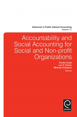 Jacket image for Accountability and Social Accounting for Social and Non-profit Organizations