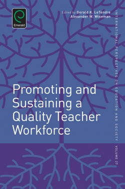 Jacket image for Promoting and Sustaining a Quality Teacher Workforce