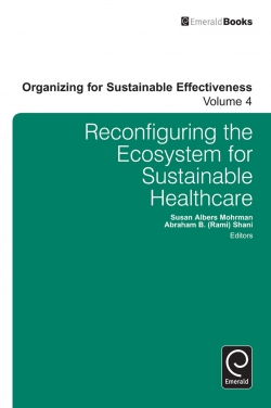 Jacket image for Reconfiguring the Eco-System for Sustainable Healthcare