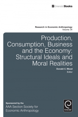 Jacket image for Production, Consumption, Business and the Economy