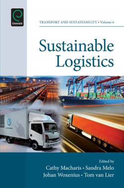 Jacket image for Sustainable Logistics