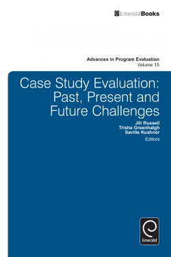 Jacket image for Case Study Evaluation
