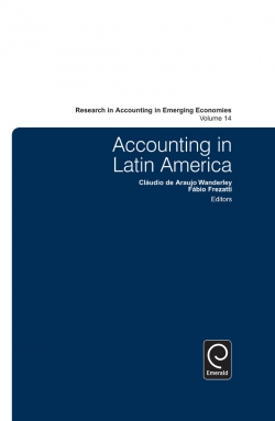 Jacket image for Accounting in Latin America