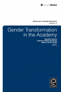 Jacket image for Gender Transformation in the Academy