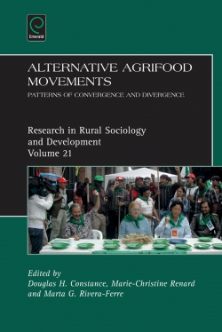 Jacket image for Alternative Agrifood Movements