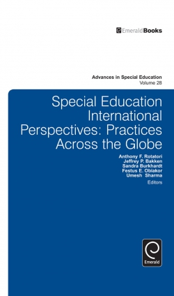 Jacket image for Special Education International Perspectives