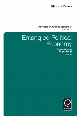 Jacket image for Entangled Political Economy