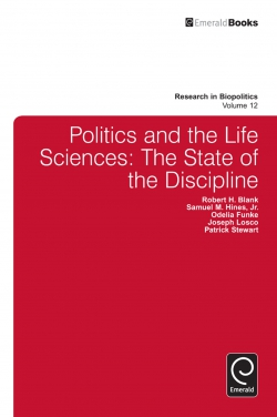 Jacket image for Politics and the Life Sciences