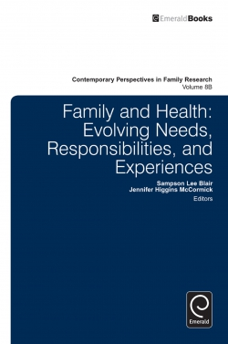 Jacket image for Family and Health