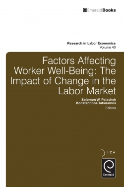 Jacket image for Factors Affecting Worker Well-Being