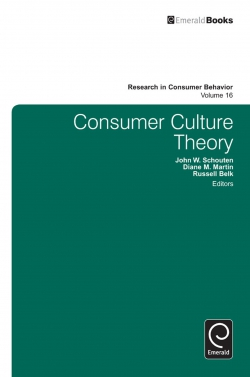 Jacket image for Consumer Culture Theory