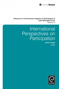 Jacket image for International Perspectives on Participation