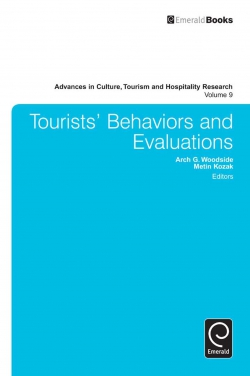 Jacket image for Tourists' Behaviors and Evaluations