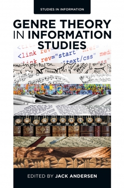 Jacket image for Genre Theory in Information Studies