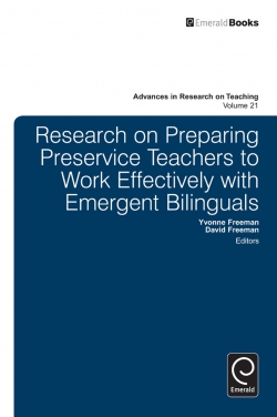 Jacket image for Research on Preparing Preservice Teachers to Work Effectively with Emergent Bilinguals