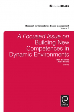 Jacket image for A Focused Issue on Building New Competences in Dynamic Environments