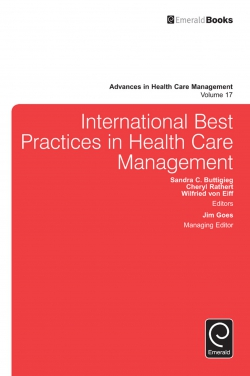 Jacket image for International Best Practices in Health Care Management