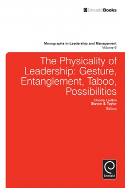Jacket image for Physicality of Leadership