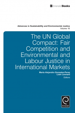 Jacket image for The UN Global Compact