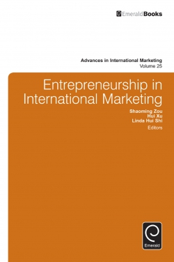Jacket image for Entrepreneurship in International Marketing