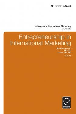 Jacket image for Entrepreneurship in International Marketing