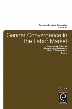 Jacket image for Gender Convergence in the Labor Market