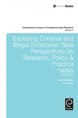 Jacket image for Exploring Criminal and Illegal Enterprise
