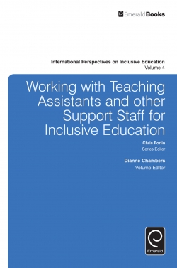 Jacket image for Working with Teachers and Other Support Staff for Inclusive Education