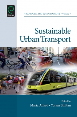 Jacket image for Sustainable Urban Transport