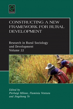 Jacket image for Constructing a new framework for rural development