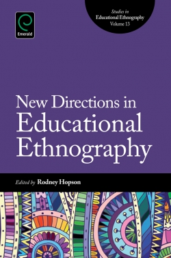Jacket image for New Directions in Educational Ethnography