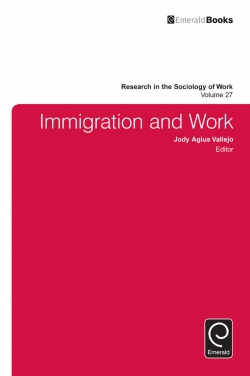 Jacket image for Immigration and Work
